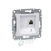 Schneider electric SEDNA розетка TF белая SDN4101121, арт.: 138320