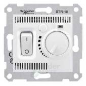 Schneider electric SEDNA термостат белый SDN6000121, арт.: 138390